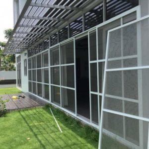 Cửa lưới chống muỗi dạng cố định